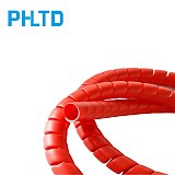 Cable management winding with 14MM desktop network cable storage tube power cord fixed storage line  Wire winding sleeve