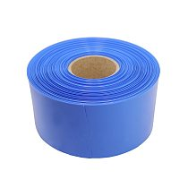 PVC Heat Shrink Tube 2M 18650 Shrinkable Tubing For Lithium Batteries Pack Protection Insulation Casing Heat Shrink Cable Sleeve