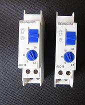 ALC18 Din rail staircase light time switch timer controller  for Corridor Lighting Mechanical Din Rail Timer 16A 220V