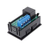 12V Timer Delay Relay Module Digital LED Display Cycle 0-999 Adjustable Relay