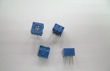 United States 5M 3362P-1-505LF precision single loop adjustable potentiometer