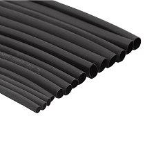 1 Meter 2:1 black 1 2 3 4 5 6 7 8 10mm Diameter Heat Shrink Heatshrink Tubing Tube Sleeving Wrap Wire Sell DIY Connector Repair