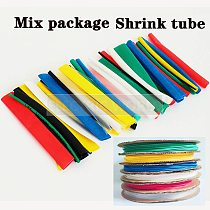 Heat Shrink Tube 2:1 Polyolefin Heat cable wire Shrink Tube Shrinkable Sleeve Insulation Wire shrinkable heat shrinkable Tube