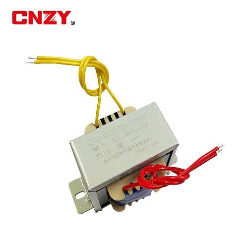 EI57 EI 20W WIRE CONNECTION TYPE POWER TRANSFORMER 20VA VOLTAGE ADJUSTMENT 220V to 6V/9V/12V/15V/18V/24V /36V CAN CUSTOMIZED
