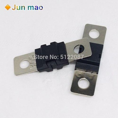 ANS-S-B Fuse / Auto fuse / Blade fuse PBT(Black) 30A 40A 50A 60A 70A 80A 100A 125A 150A 200A / MIDI Style Bolt-down Fuse Rated