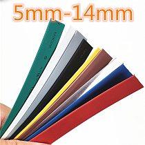 1meter 2:1 9 Colors 5mm 6mm 7mm 8mm 9mm 10mm 11mm 12mm 13mm 14mm Heat Shrink Heatshrink Tubing Tube Wire Dropshipping