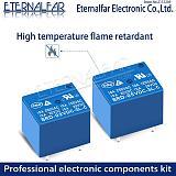 Time Relays SRD-05VDC-SL-C 5V 6V 9V 12V 48V DC 10A 125V 250V AC SPDT NO Typc A 4PIN SPDT B-M Typc C 5PIN PCB T73
