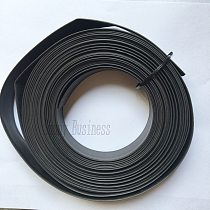 10 Meter/lot Heat Shrink Tubing Tube Black Color 7mm 8mm 10mm 12mm 14mm 16mm 18mm 20mm 25mm