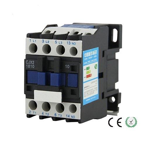 LC1 AC Contactor Switch Voltage 24V 36V 220V 380V Normal Open
