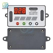 DDC-431 Delay Controller LED Light Digital Time Delay Relay Trigger Cycle Timer Delay Switch Timing Control Module DC 5V 12V 24V