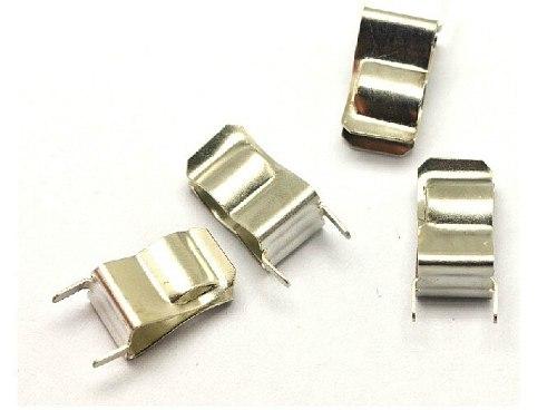 500PCS/LOT 6 * 30MM Clips / fuse blocks, fuse holders / fuse clip copper