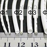 1-20Meters 2:1 White 4mm-80mm Diameter Heat Shrink Heatshrink Tubing Tube Sleeving Wrap Wire Insulation Sleeve
