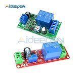 NE555 Timer Switch Adjustable Module Time delay relay Module DC 12V 5V Delay relay shield  0~10S 1~60 seconds