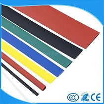 7 Color  18mm/20mm/22mm/25mm/30mm/35mm/40mm/50mm Electronic Heat Shrink Tubing 2:1 Heat Shrinkable Tube 1M