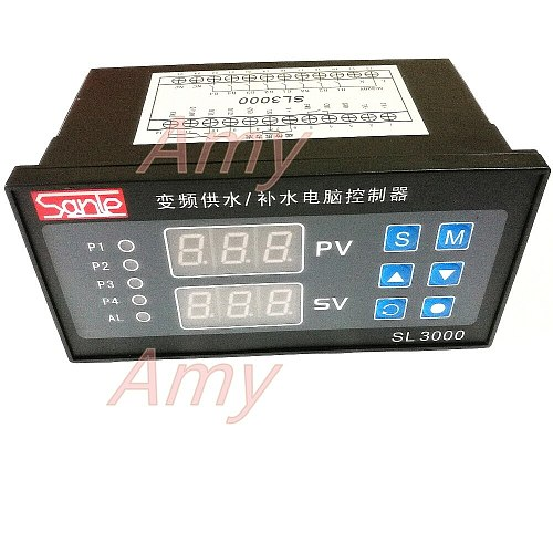 Constant pressure water supply controller, constant pressure water meter, frequency converter / water pump is only one five