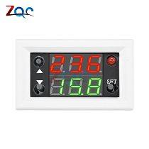 Mini 12V 20A Relay Module LED Digital Tube Dual Display Timer Relay Timing Delay Cycle Relay Board