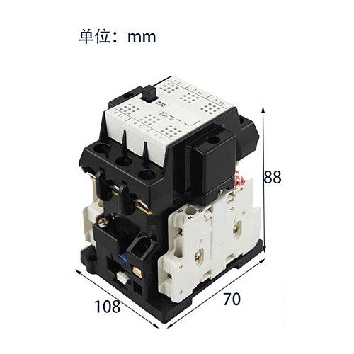 Communication CJX1-32/22 3TB44 AC Contactors 2NO 2NC Power Electric 380v 220v 110v 36v 24v Motor Coil