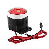 2020 DC Piezo Electronic Buzzer Alarm Siren Security Horn 12V DC Electronic Buzzer Alarm Siren Security Horn 120 dB Alarm Siren