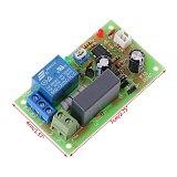 AC 220V Trigger Delay Switch Turn On Off Board Timer Relay Module Timer Delay Switch Module