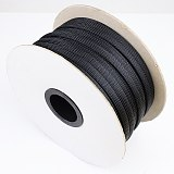 Black Cable Sleeve Insulated Braid Sleeving 4/6/8/10/12/16/20/25/30/40/50mm Tight Protection Expandable Wire Gland