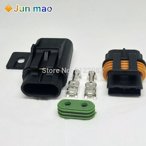 1pcs Automotive Waterproof Plug Fuse Seat Suit Connector Waterproof Fuse Holder