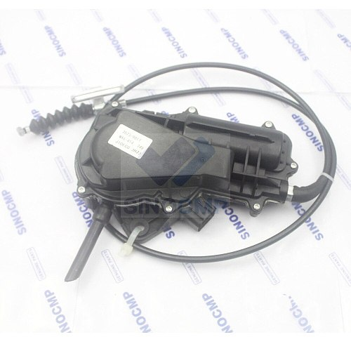 DH220-5 DH225-7 S220LC-V Engine Stop Motor for 2523-9016 Doosan Daewoo Excavator, 6 month warranty