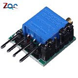 AT41 Time Delay Realy Circuit Timing Switch Module 1s-40h 1500mA For Delay Switch Timer Board DC 12V 24V 3V 5V