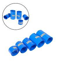 30mm-85mm 18650 Lithium Battery Heat Shrink Tube Tubing Li-ion Wrap Cover Skin PVC Shrinkable Film Tape Sleeves Accessories