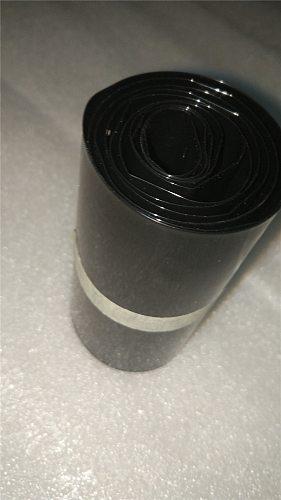 PVC Heat Shrink Tubing Insulation Materials Black 30/40/46/50/60/70/86mm Wide For Lipo Battery Heatshrink Film Wrap Tubes