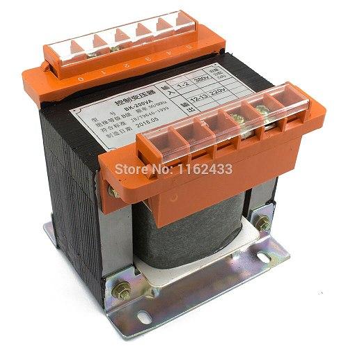 BK-200VA 200W BK type control power transformer 380V/220V input 220V 110V 36V 24V 12V 6.3V output