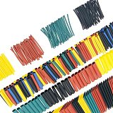 328PCS Termoretractil Shrink tube Assortment Polyolefin Ratio 2:1 Wrap Wire Cable Sleeve Kit lot Heat Shrinkable Insulation