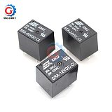 5V 12V 24V 20A DC Power Relay SRA-05VDC-CL SRA-12VDC-CL SRA-24VDC-CL 5Pin PCB Type In stock Black Automobile relay