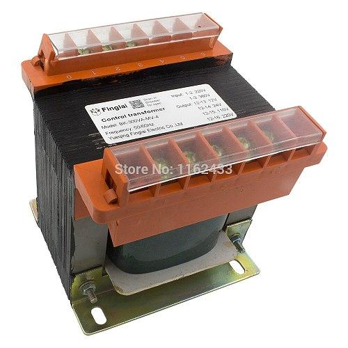 BK-300VA 300W BK type control power transformer 380V/220V input 220V 110V 36V 24V 12V 6.3V 80V output