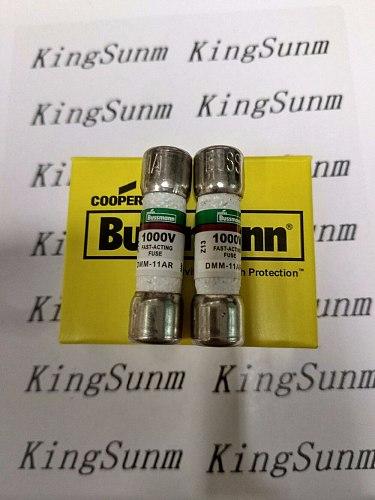 Free shipping 10pcs DMM-11AR fluke FLUKE multimeter fuse 10X38MM BUSSMANN genuine 11A