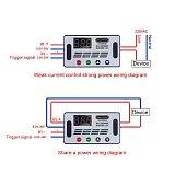 DC 12V DDC-431 Timer Delay Relay Switch Digital LED Display Delay Controller MOS 19QB
