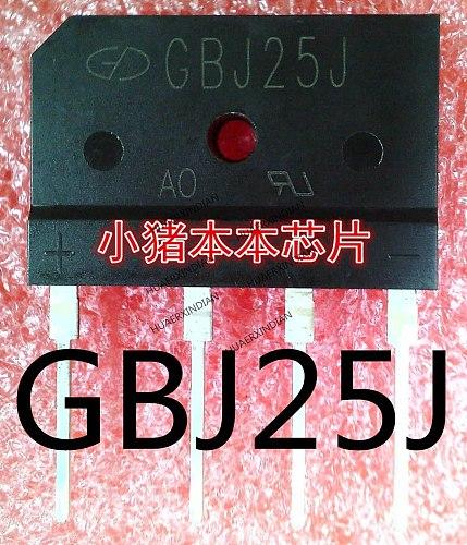 Brand new original  GBJ25J  DIP-4     High Quality