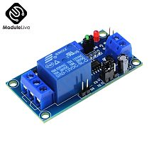 High Quality DC 12V Timer Delay Relay Adjustment Potentiometer Turn ON / Delay Turn OFF Switch Module With Timer