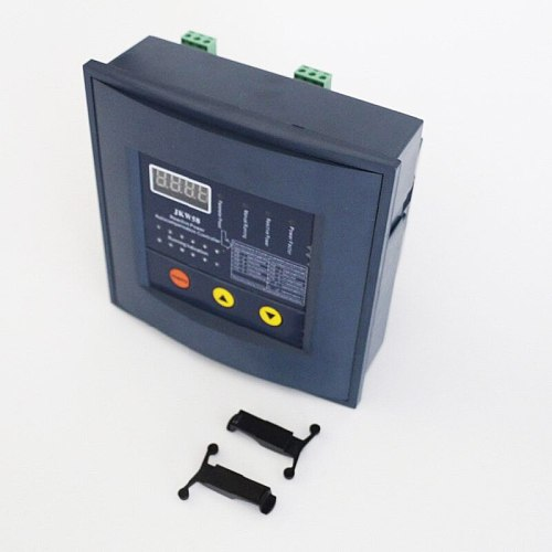 JKW58 PFR-12 power factor 380v 8steps 50/60Hz Reactive power automatic compensation controller capacitor for 50/60HZ