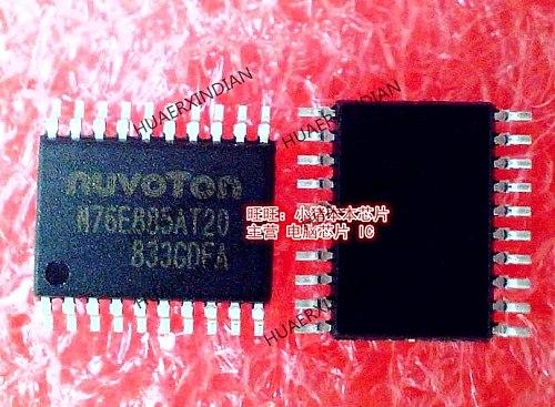 Brand new original  N76E885AT20  76E885  TSSOP-20     High Quality
