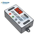 DDC-432 DC 5V-30V Dual MOS Time Delay Relay High Level Trigger LED Digital Display Cycle Time Timer Delay Switch Circuit 12V 24V