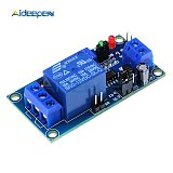DC 12V Delay Relay Delay Turn On / Delay Turn Off Control Switch Module With Timer Adjustable Potentiometer LED Indicator