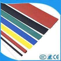 7 Color 1mm/1.5mm/2mm/2.5mm/3mm/3.5mm/4mm Electronic Heat Shrink Tubing 2:1 Heat Shrinkable Tube 5M