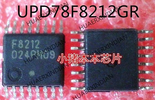 Brand new original  UPD78F8212GR    D78F8212GR     :F8212    SSOP16     High Quality