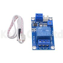 XH-M131 DC 5V 12V 10A Light Control Switch Photoresistor Relay Module Detection Sensor  brightness Automatic Control Module