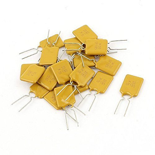 PolySwitch self Resettable Fuse PPTC RUEF 30V 0.9A 1.1A 1.35A 1.6A 1.85A 2A 2.5A 3A 4A 5A 6A 7A 8A 9A100pcs