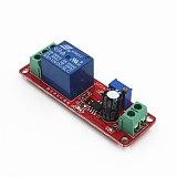 NE555 Timer Switch Adjustable Module DC 5V 12V Time delay relay Module 5 V 12 V Timer Control Switch Car Relays Pulse Generation