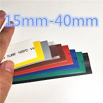 1meter 2:1 9 Colors 15mm 16mm 18mm 20mm 22mm 25mm 28mm 30mm 35mm 40mm Heat Shrink Heatshrink Tubing Tube Wire Dropshipping