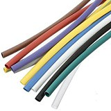 55pcs Assortment Polyolefin H-type Heat Shrink Tubing Tube Sleeving Wrap Cable Wire Kit UD88