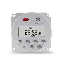 timer CN101A  220V 110V 24V 12V  Digital LCD Power Timer Programmable Time Switch Relay 16A CN101
