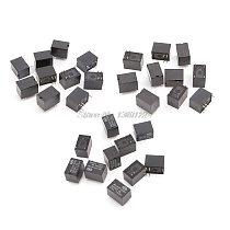 10pcs JRC-21F 4100 DC Mini Power Relay 6-pin PCB Mount Circuit Board Relays 3V 5V 12V Wholesale&DropShip